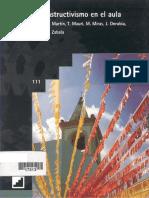 Varios - El Constructivismo en El Aula (17ed - 2007)