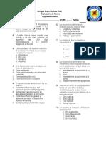 Evaluacion Leyes de Newton 10