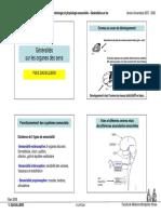 1er Cycle-PCEM2-MI3-Neurosciences-Neurobilogie Et Physiologie Sensorielle-Generalites Organes Des Sens