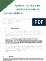 Especificaciones Técnicas de Los Combustibles Residuales. Ntp 321.002(2001).Pptx