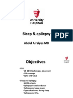 Sleep & Epilepsy