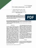 Ecologia de Los Canidos Sudamericanos... (Medel y Jaksic, 1988)
