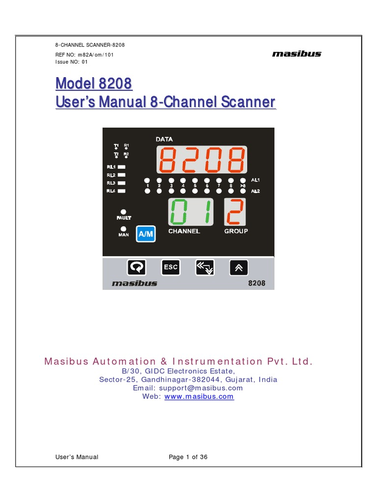 Annel Bau annel bau sarag and sarau series system integration manual annel