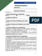 Prehistoria General II -M. Uribe