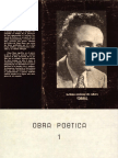 Obra Poética César Moro