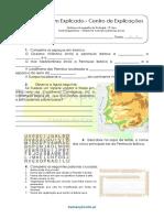 A.1 Teste Diagnóstico Ambiente Natural e Primeiros Povos 3