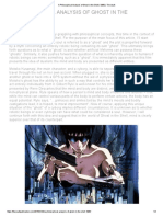 A Philosophical Analysis of Ghost in the Shell (1995) _ the Vault