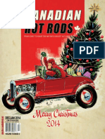 Canadian Hot Rods - January 2015