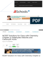 Ch 12 Aldehyde Ketones and Carboxylic Acid
