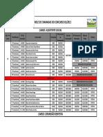 Listagem de Convocados 2011 - Atualizada Em 04-04-2016