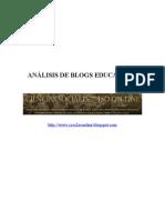 Análisis de Blogs Educativos