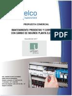Rec221 -2017 Mantenimiento Preventivo Planta Electrica de Emergencia