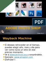Adobe Photo Shop 3 1