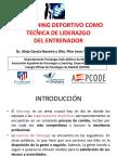 el coaching deportivo como técnica de liderazgo del entrenador.pdf