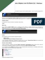 Sinergia - Programação Orientada a Objetos Com C# (Parte 6.4) – Interface