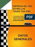 empresa de taxi