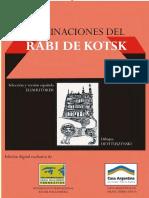 Toker Eliahu - Iluminaciones Del Rabi De Kotz.pdf
