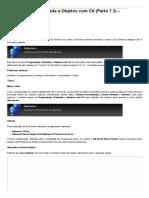 Sinergia - Programação Orientada a Objetos Com C# (Parte 7.3) – Namespace