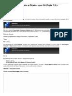 Sinergia - Programação Orientada a Objetos Com C# (Parte 7.6) – Namespace