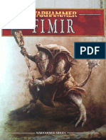 Warhammer Fimir 8th Rules