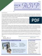 February 2017 RSVP Newsletter