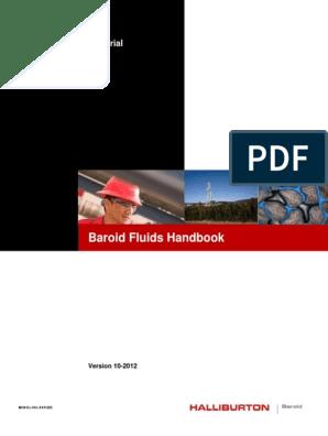 Baroid Fluids Handbook | Fluid Dynamics | Viscosity