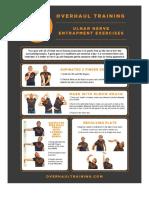 Ulnar Nerve Exercise Guide