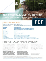 Mountain Valley Pipe Report