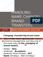 11 - Handling Brand Change COPY Part I