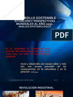 Desarrollo Sostenible a Nivel Mundial y en El Perú
