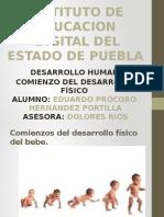 Presentación1 Desarrollo Fisico