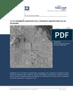 Documento Justificativo de la Propuesta Arquitectonico Linea 3 Tren Ligero