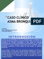 Caso Clinico Asma Bronquial