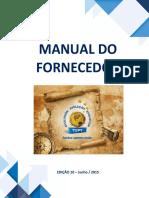 Manual Dos Fornecedores (ISO, SGA, QUALIDADE)