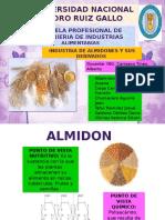 Industria de Almidones