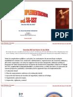 Fases Implementacion SG-SST-Ene 2017