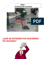 Seguridad en La Oficina Rene