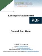 Samael Aun Weor - Educação Fundamental