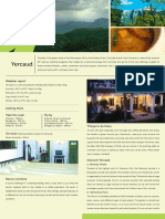 Lake Forest Yercaud FactSheet