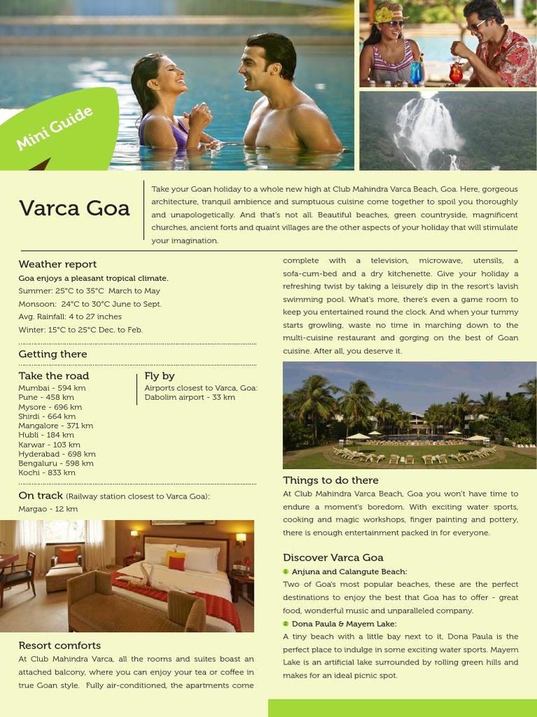 Club Mahindra Brochure Ebook