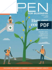 OPEN for Business Magazine February / March 2017