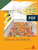 Catalog Distributie