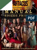 Kronos Games Manual Spartacus Deluxe BR.v1.01