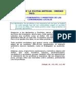000112 41 - Ministros Itinerantes y Ministros de Las Comunid