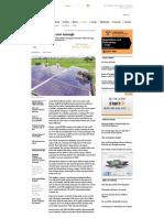 Renewables Are Not Enough - Livemint