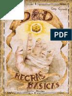 D&D 5E - Regras Básicas Para Jogadores