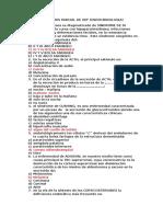 Preguntas Parcial de Endocrino Oef