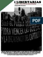 Boletin Letras Libertarias - junio/julio
