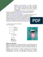 Amplificador Maser (Microondas)