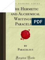 The Hermetic and Alchemical Writings of Paracelsus - 9781605060385
